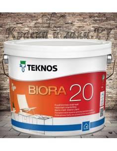 Краска TEKNOS Biora 20 2,7 л