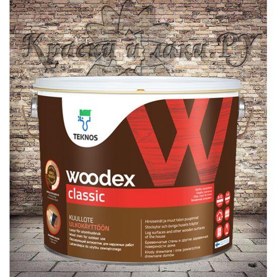 Woodex CLassic (Вудекс Классик) Teknos 9л.