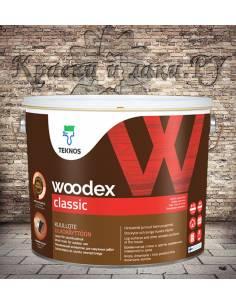 Woodex CLassic (Вудекс Классик) Teknos 2,7 л.