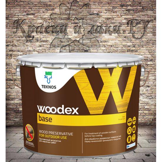 Woodex Base (Вудекс База) Teknos 3л.