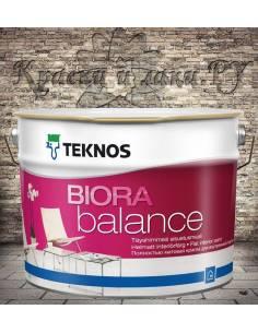 Краска Teknos Biora Balance (Биора Баланс) 9л.