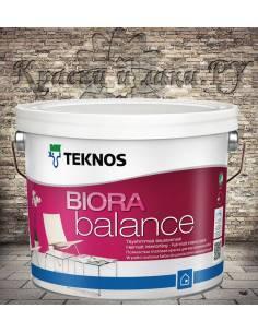 Краска Teknos Biora Balance (Биора Баланс) 2,7л.