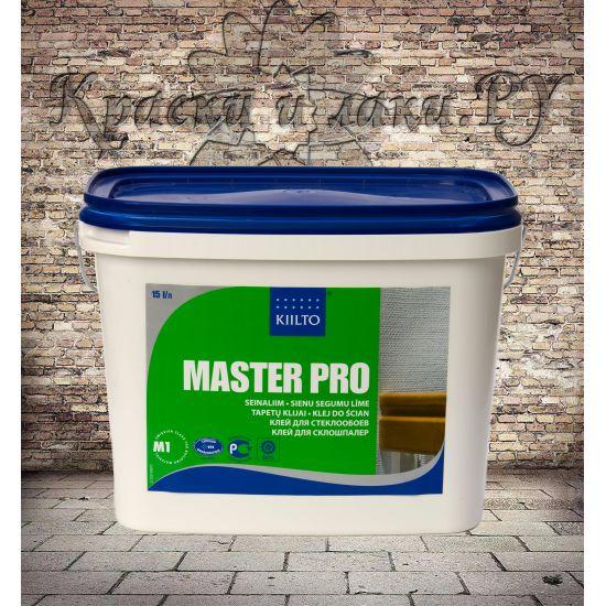 Клей для стеклообоев Kiilto Master Pro (Мастер Про) 15л