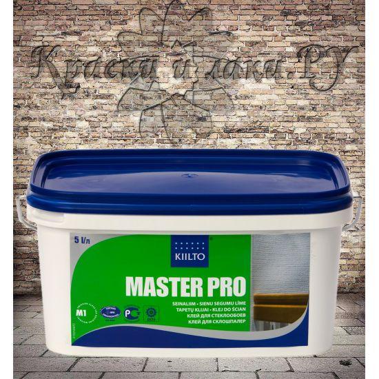 Клей для стеклообоев Kiilto Master Pro 5л