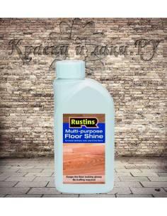 Блеск Пола Универсальный / Rustins Floor Shine Multi-Purpose 1л