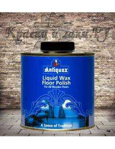 Жидкий воск для пола Antiquax Original Liquid Wax Floor Polish 1л