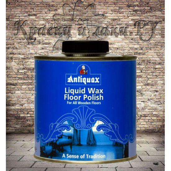 Жидкий воск для пола Antiquax Original Liquid Wax Floor Polish 500 мл