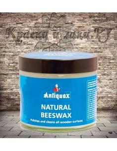 Пчелиный воск для дерева Antiquax Natural Beeswax 250мл