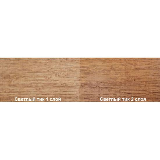 Rustins Wood Dye - морилка для дерева Light Teak (Светлый тик) 250мл