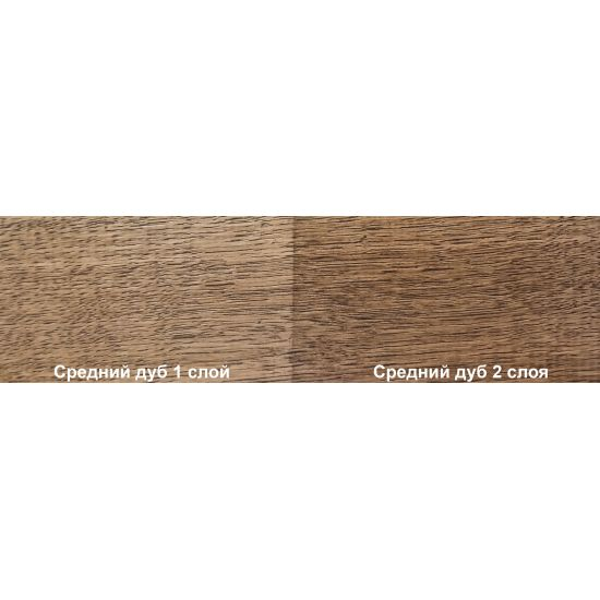 Rustins Wood Dye - морилка для дерева Medium Oak (Средний дуб) 1л