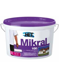 Фасадная краска Mikral 100, 1л