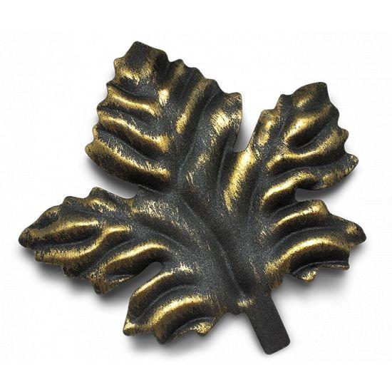 Термостойкая патина для металла Elcon Patina Золото, до 700°С, 0.08кг
