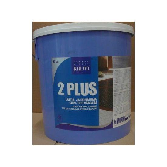 Усиленный клей для напольных покрытий Kiilto 2 Plus 18кг