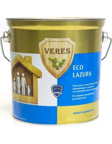 Veres Eco Lazura - Верес Эко Лазурь Темный дуб, 6 л.