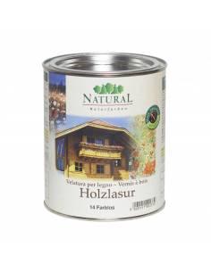 Масло-лазурь для дерева Natural Holzlasur 0,75л