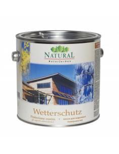 Масло для наружных поверхностей Natural Wetterschutz 2,5л