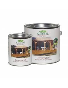 Масло для террас Natural Terrassenol 0,75л