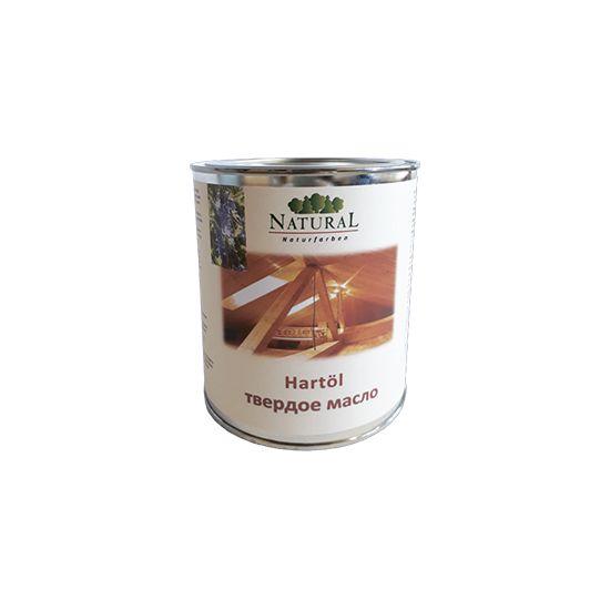 Твердое масло Natural Hartol 2,5л