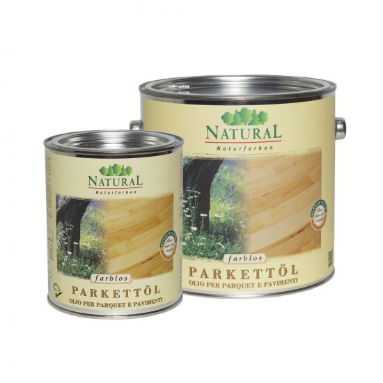 Масло для пола Natural Parkett oil 0,75л