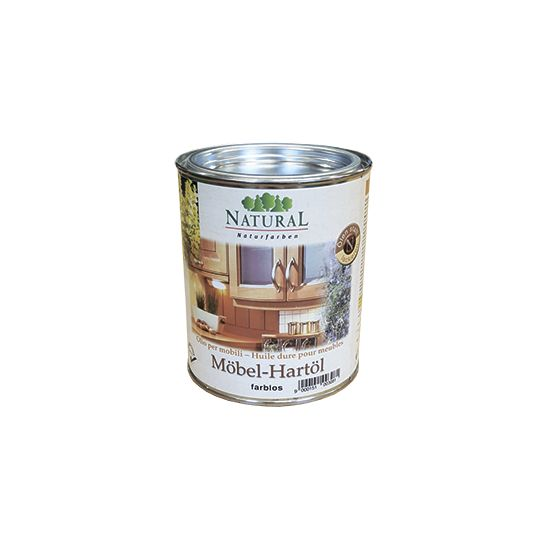 Масло для мебели Natural Möbel-Hartol 0,75л