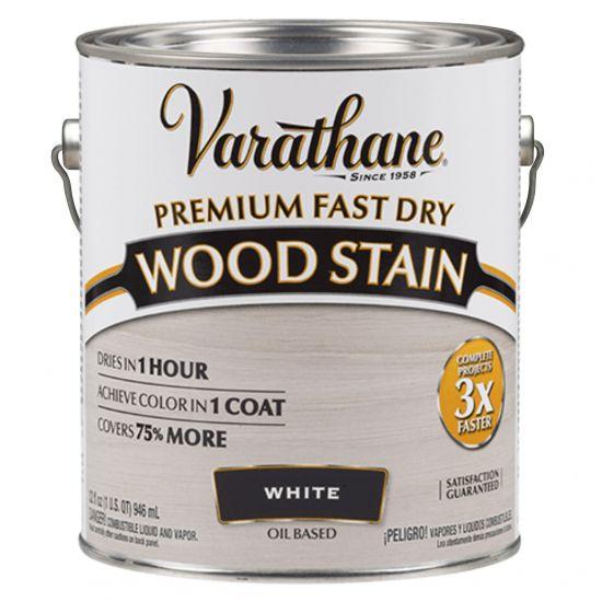 Морилка масляная Varathane Fast Dry Wood Stain (3,78) White