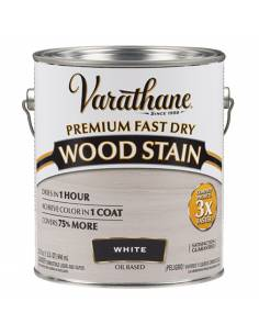 Морилка масляная Varathane Fast Dry Wood Stain (0.946) White