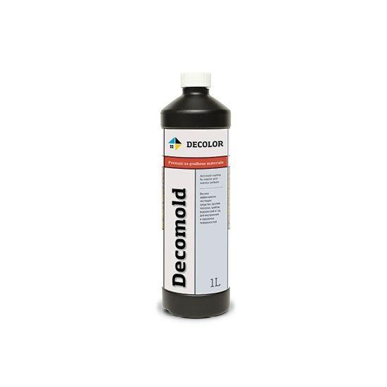 DECOMOLD - средство для уничтожения плесени, грибка, водорослей, синевы 1л
