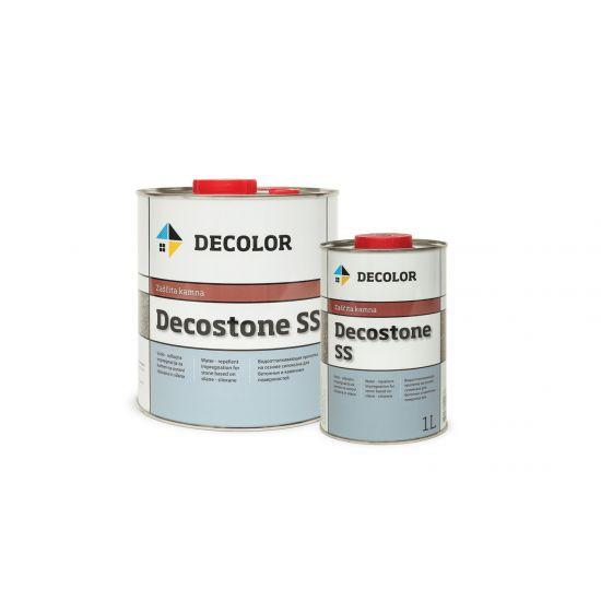 Водоотталкивающая пропитка для бетонных и каменных поверхностей Decolor Decostone SS 1л