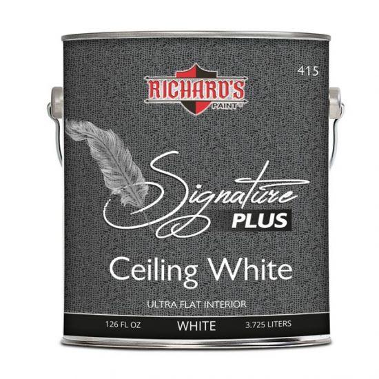 Краска для потолков Richard's Paint Signature Ceiling 3.8 л
