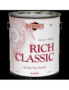 Универсальная краска Richard's Acrylic Flat Finish 3.8 л