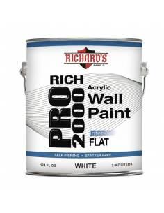 Акрило-латексная краска Richard's PRO 2000 3.8 л
