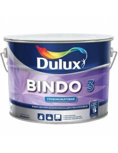 Краска Dulux Bindo 3 / Дюлакс Биндо 3 9л