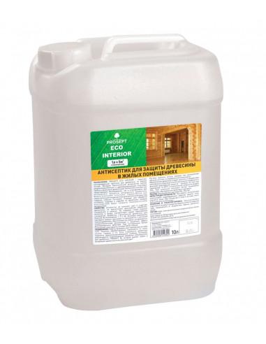 PROSEPT ECO INTERIOR - антисептик для внутренних работ гот.состав, 10 литров
